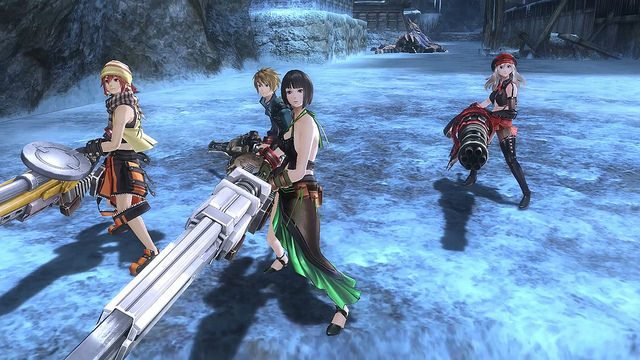 A Starter Guide to God Eater Resurrection, Out 6/28 on PS4, PS Vita