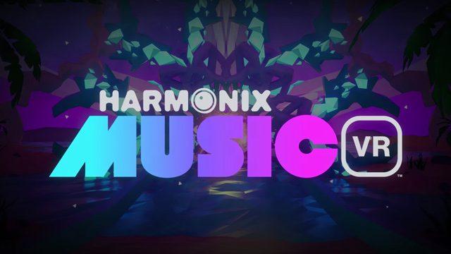 Harmonix Music VR: The Dance Detailed