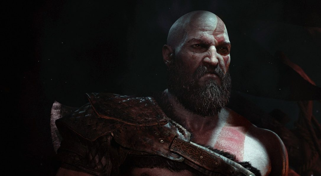 Here's your first look at the incredible new God of War for PS4