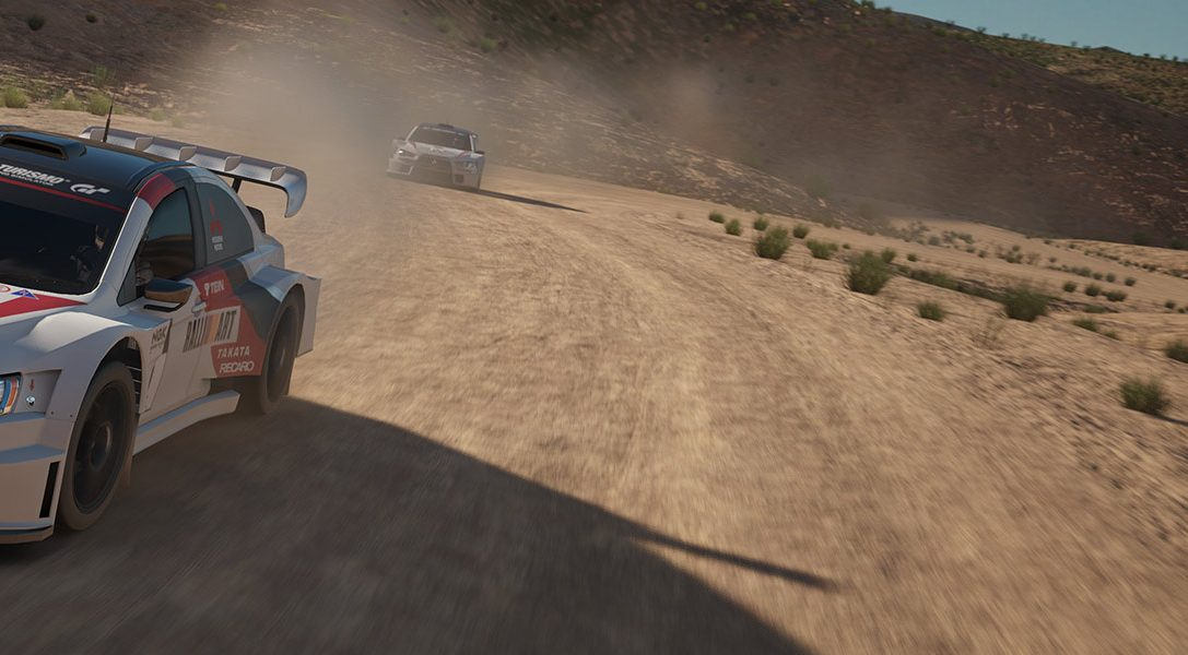 Watch the new Gran Turismo Sport E3 trailer