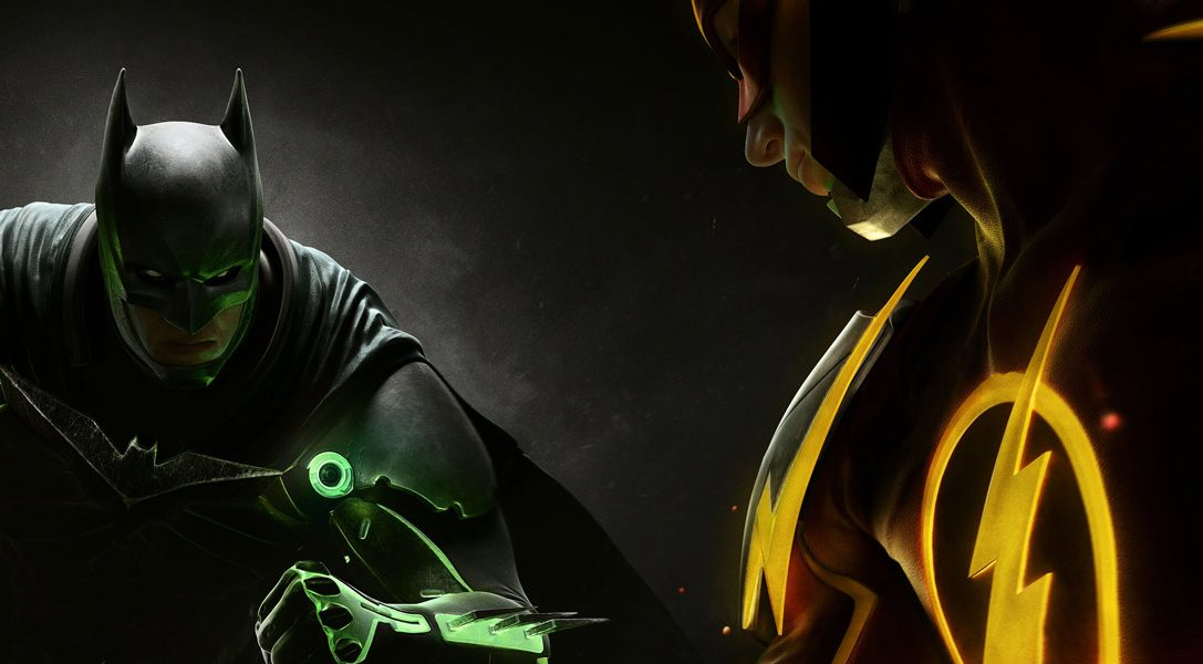 Injustice 2 is coming to PS4 in 2017
