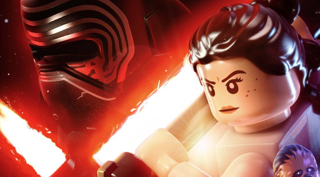 New on PlayStation Store: Lego Star Wars The Force Awakens, Resident Evil 5, more