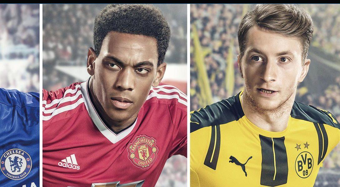 FIFA 17 kicks off this September, watch the first teaser