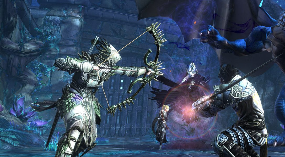 Free-to-play MMO Neverwinter is coming to PlayStation 4 this summer