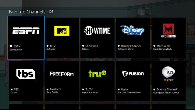 NFL Network and NFL RedZone Coming Soon to PlayStation Vue