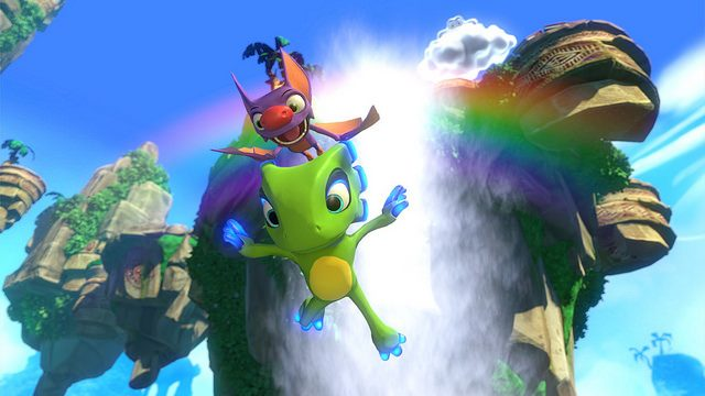 Developers Reveal How Yooka-Laylee Reinvents the 90s Platformer