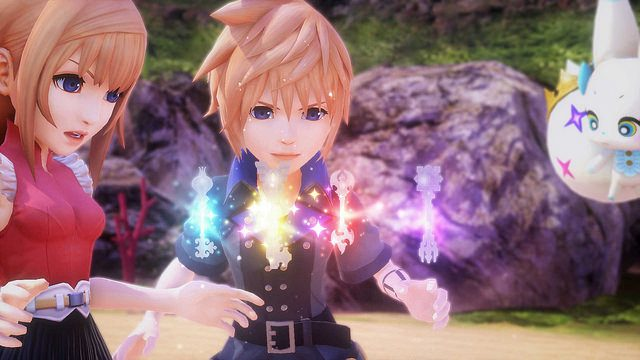 Introducing the World of Final Fantasy Collector's Edition