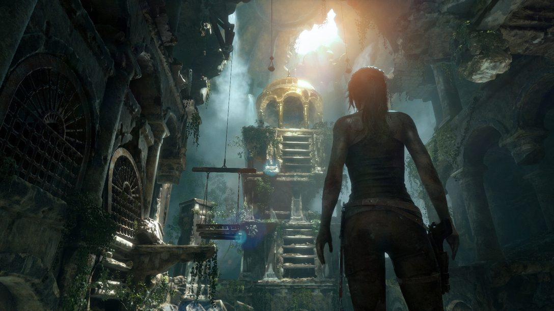 Rise of the Tomb Raider: 20 Year Celebration Revealed on PS4