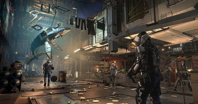 Deus Ex: Mankind Divided Has Something for Everyone