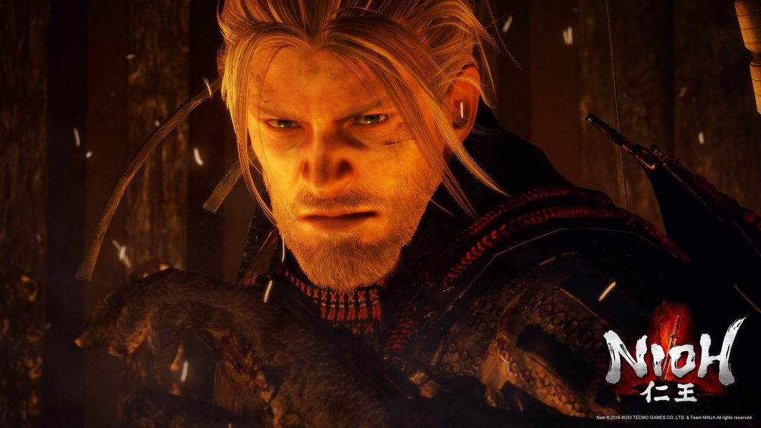 Nioh Beta Demo Begins August 23 on PS4