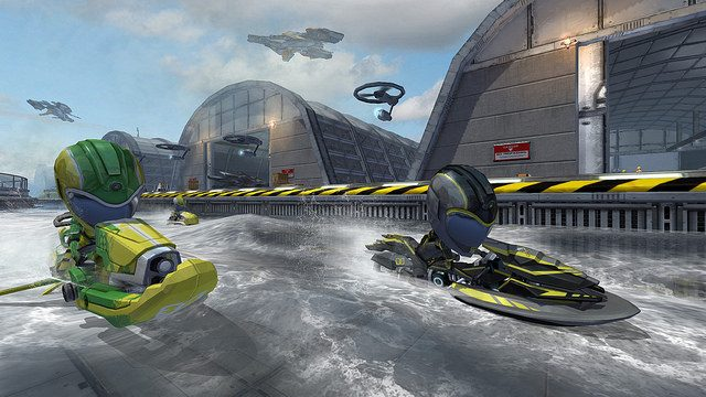 A Sampling of Secrets from Riptide GP: Renegade, Out July 26