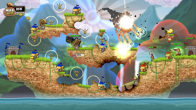 Blitworks Brings Cannon Brawl to PS4 August 2