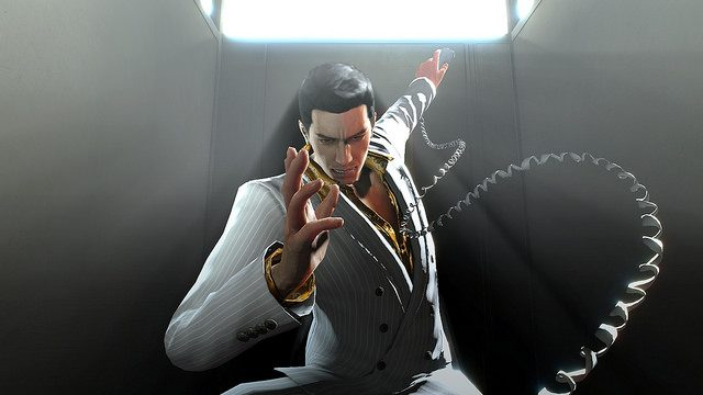 Yakuza 0 Launches January 24, 2017, Exclusively on PS4