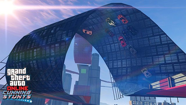 GTA Online: Cunning Stunts Now Available
