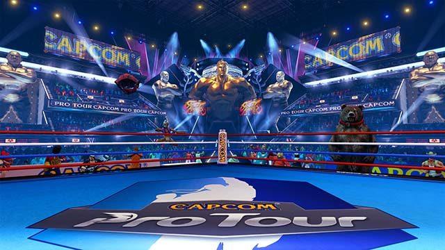 Street Fighter V Finals Tonight, Capcom Pro Tour DLC Details