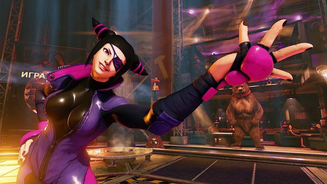 Juri Joins Street Fighter V July 26, New Summer Costumes Revealed