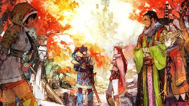I Am Setsuna Arrives on PS4 Today