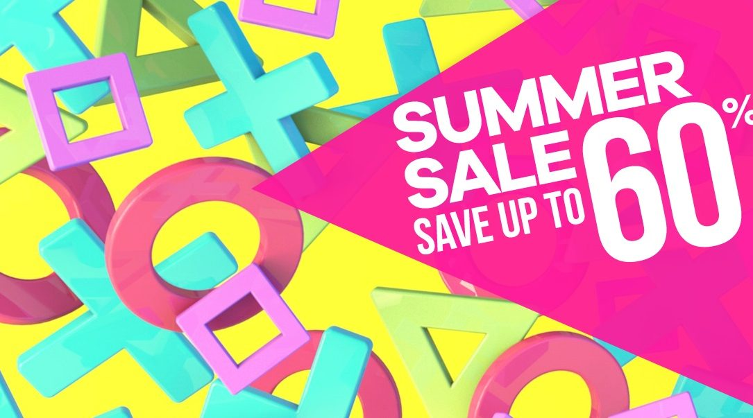 The PlayStation Store Summer Sale