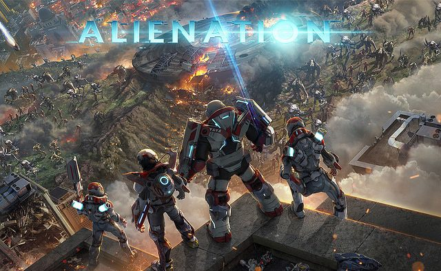 Alienation Updated Today with Weekly Missions, New Weapon Packs, More