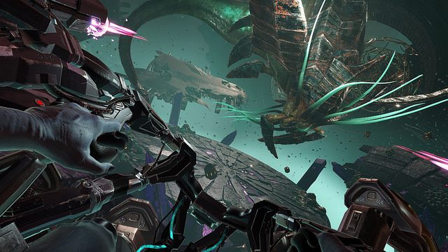 PlayStation VR Worlds: A Closer Look at Scavengers Odyssey