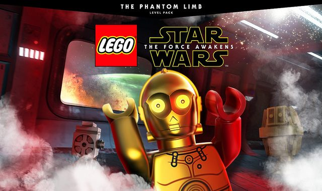 LEGO Star Wars: The Force Awakens Phantom Limb DLC Out Today