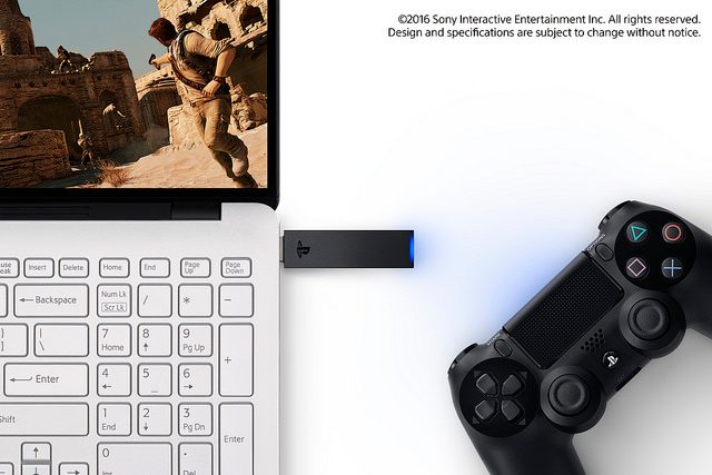 Playstation Now Coming To Pc Dualshock 4 Usb Wireless Adaptor