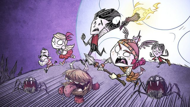 Don't Starve Together Heading to PS4 September 13