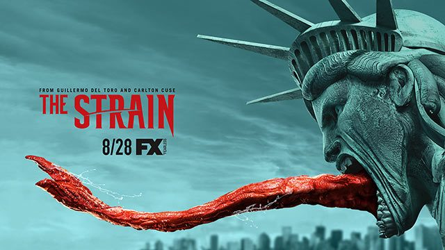 The Strain Season 3 Starts Sunday, Chuck Hogan Q&A