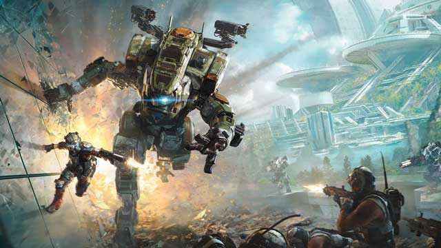 Titanfall 2: First Look at Respawn's Single-Player Debut