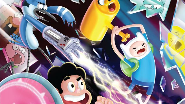 Cartoon Network Battle Crashers Coming To Ps4 This November