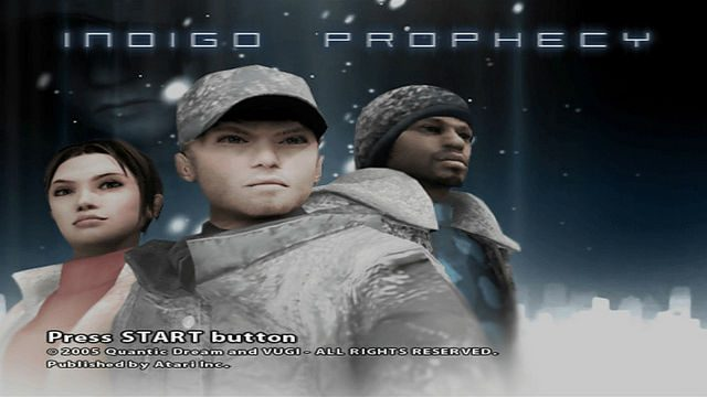 Indigo Prophecy is Coming to PS4 on August 9
