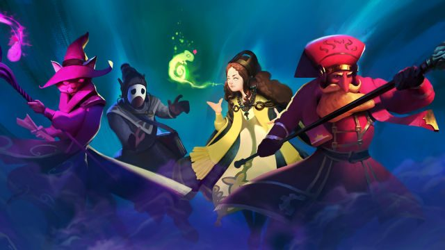 Spell-Slinging Adventure Nine Parchments Coming to PS4