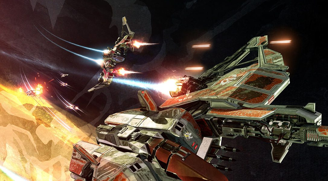 How EVE: Valkyrie harnesses PlayStation VR head-tracking for incredible dogfights
