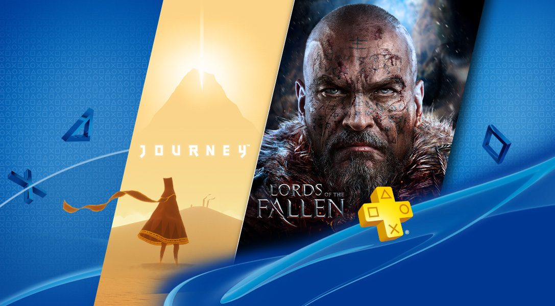 Journey and Lords of the Fallen headline PlayStation Plus in September