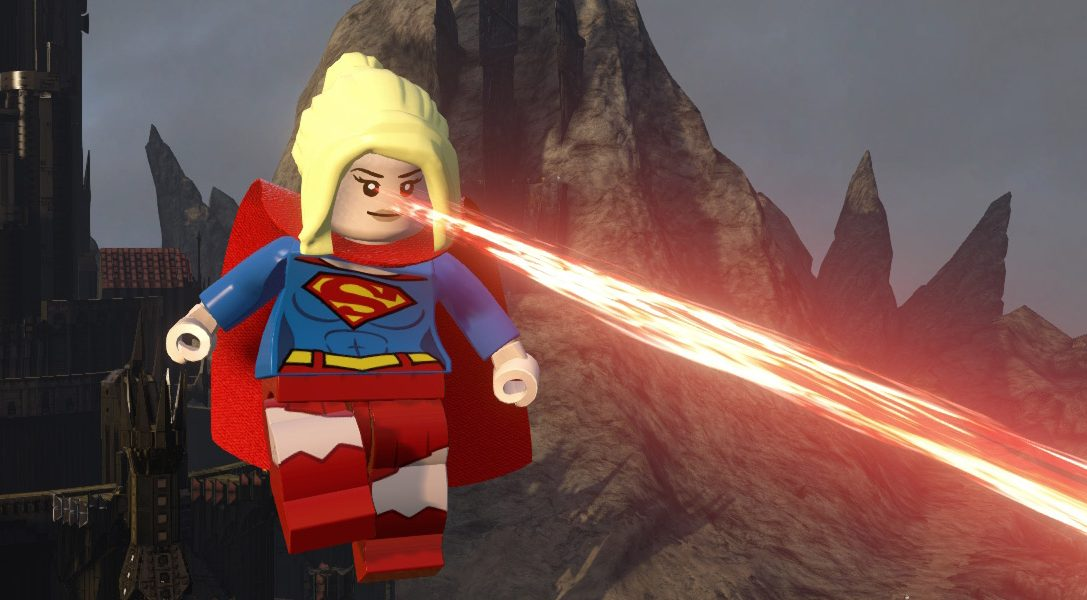 Supergirl is coming to LEGO Dimensions on PS4