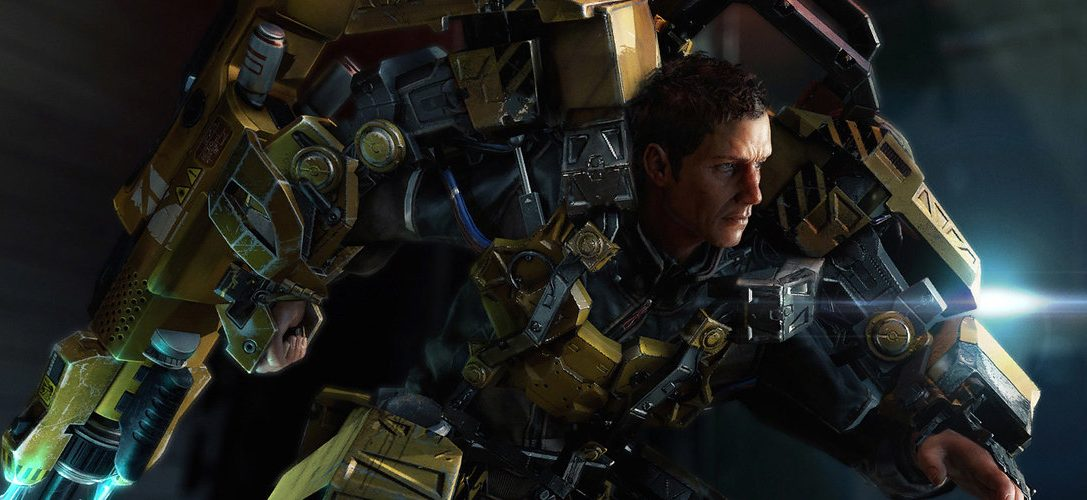 Check out upcoming PS4 sci-fi action RPG The Surge