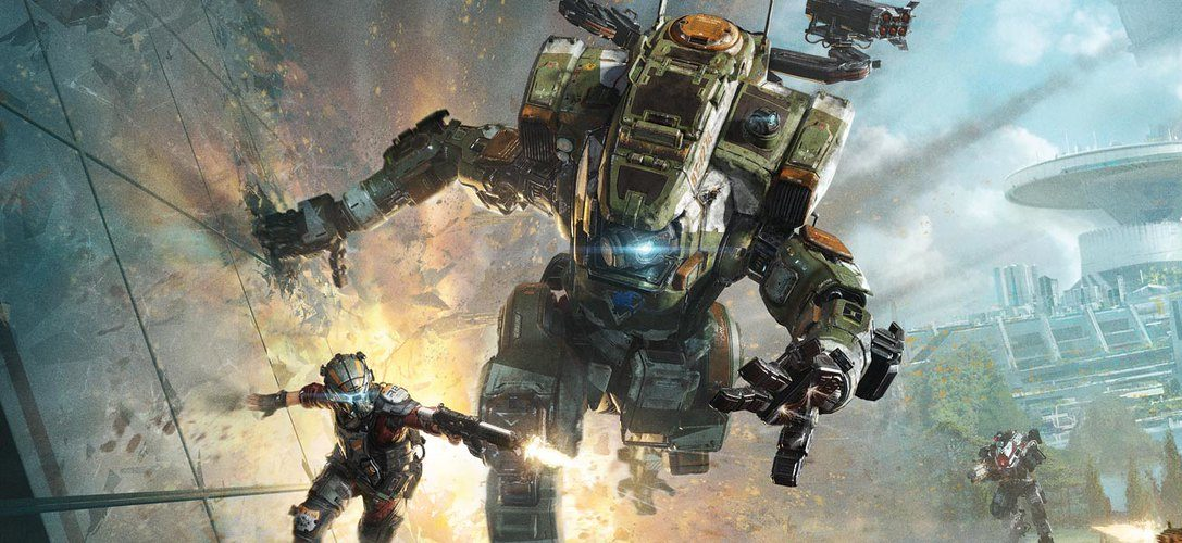 Here's your first look at Titanfall 2's single-player campaign