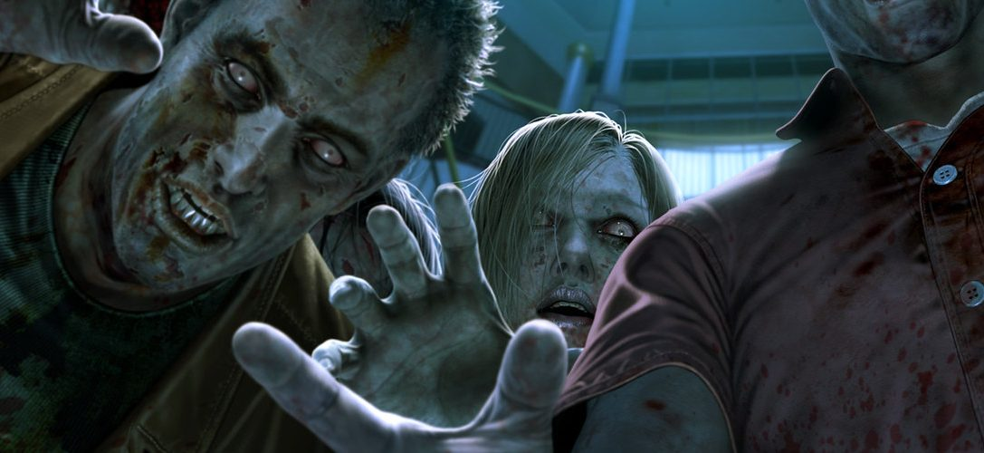Dead Rising 1, 2, and Off The Record are coming to PS4 next month