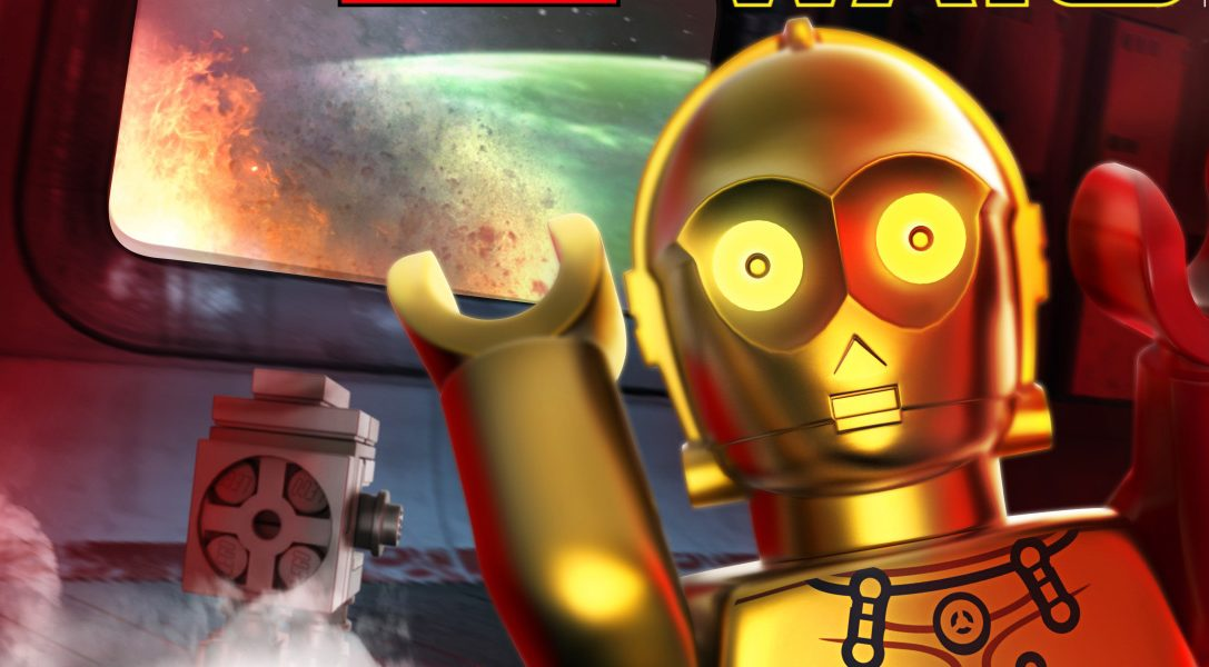 LEGO Star Wars: The Force Awakens' Phantom Limb DLC is out today
