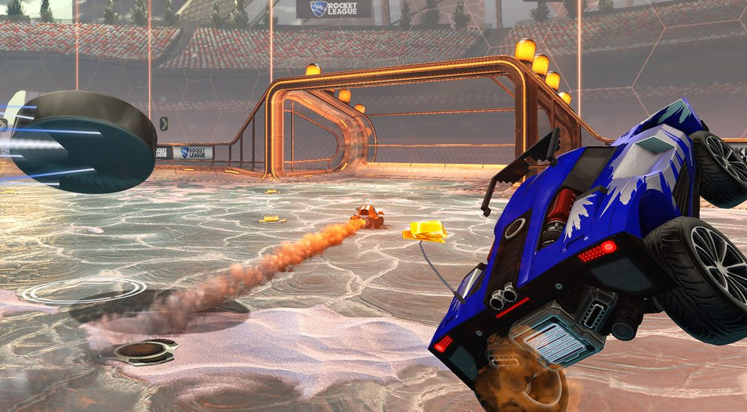 Rocket League was the best-selling game on PlayStation Store in July