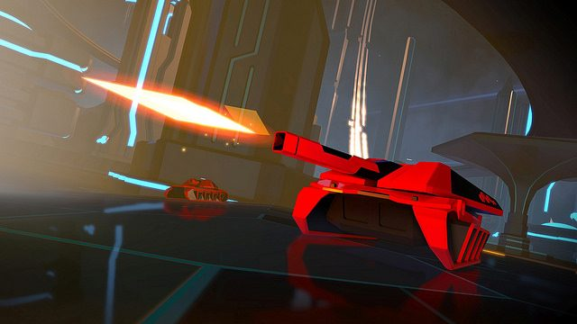 Battlezone: VR for Your Ears