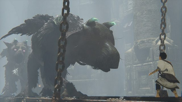 An Update on The Last Guardian