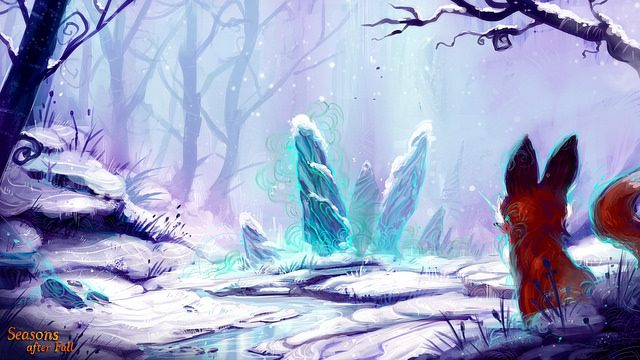 Hand-painted Adventure Seasons After Fall Coming to PS4