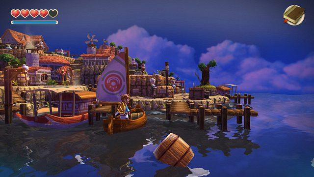 Oceanhorn Sets Sail for PS4 on September 7