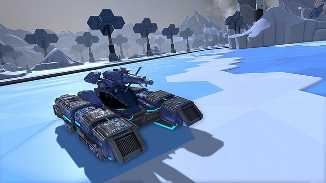 The Unlikely Games That Inspired Battlezone's Rogue-like Campaign