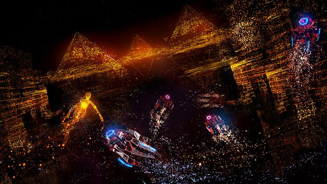 Rez Infinite: Enter Area X