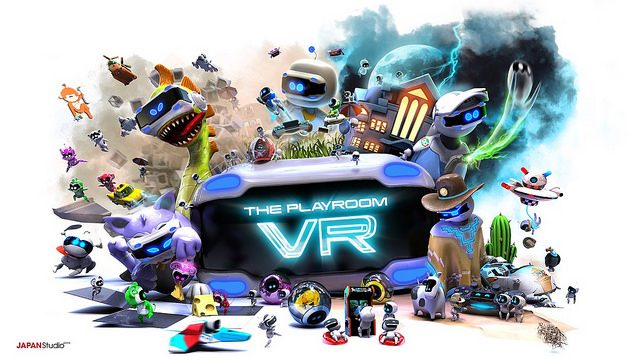 """The Playroom VR: How Japan Studio Made the First VR """"Sofa Multiplayer"""" Experience"""