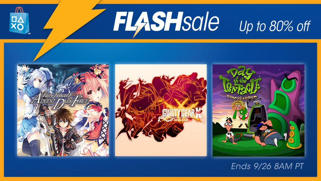 Flash Sale Now: Animation Deals Up to 80%