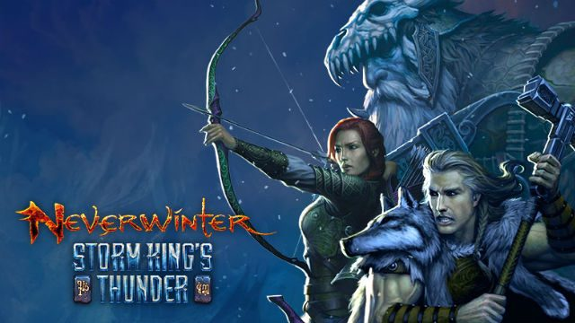 Neverwinter: Storm King's Thunder Coming October 18