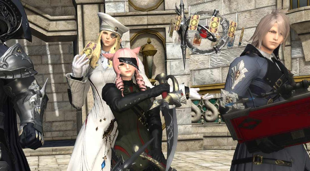 Final Fantasy XIV Soul Surrender update out today